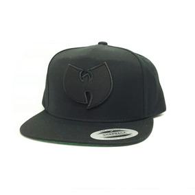 Gorra Yupoong Wutang Black Black Snapback