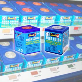 Tinta Revell Aqua Color Plastimodelismo Solução Em Agua 18ml