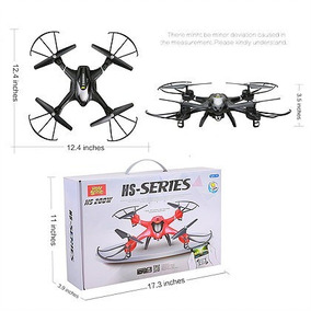 Drone Holy Stone Hs200 Fpv Rc Quadcopter Helicopter 110usd*
