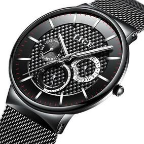 7974758332ca Reloj Gucci Casual Para Caballero Color Plata Mn4 - Joyas y Relojes ...