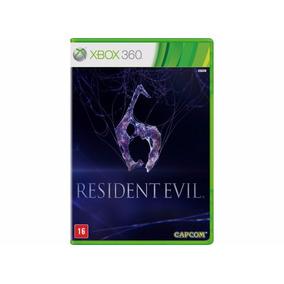 Xbox 360 - Resident Evil 6 - Português - Original / Lacrado