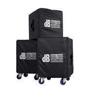 Funda Db Technologies Tc S18h Para Parlantes S18h Envio
