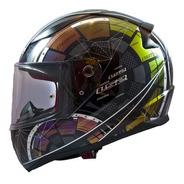 Casco Moto Ls2 Ff353 Rapid Tech 2.0 Chameleon