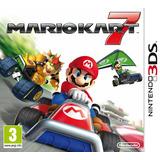 Mario Kart 7 Nintendo 3ds Digital Codigo