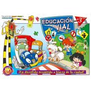 Juego Educación Vial Implas 360