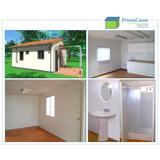 Modulos Prefabricados: Casas, Oficinas, Depositos.