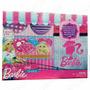 Barbie Quiero Ser Chef Set De Cupcakes Con Delantal
