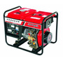 Gerador Diesel (saldão) - Mdgt-5000cle 5kwa Trif240/mono127v