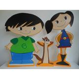 Figuras En Foami Y Anime Mundo De Luna, Piñata Chupeter