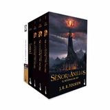 5 Libros J.r.r. Tolkien Señor De Los Anillos 100% Originales