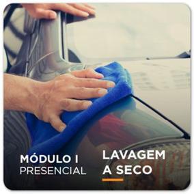Módulo 1 - Treinamento Presencial Drywash Lavagem A Seco/lav