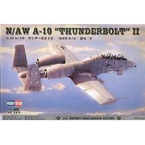 Avião N/aw A-10 Thunderbolt Ii - Hobbyboss