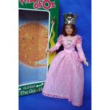 Glinda La Bruja Buena Mago De Oz Mego 1974 Completa Impecabl