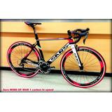 Bicicleta Ruta Sars Wind Of War 1 Carbon C/ Tiagra 4700