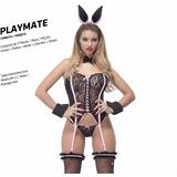 Disfraz De Conejita Sexy 4bidden - Sex Shop - Playmate