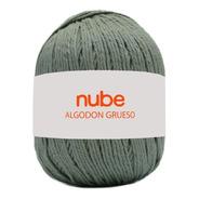 Hilado Nube Algodón Grueso X 1 Ovillo - 1 Ovillo Por Color