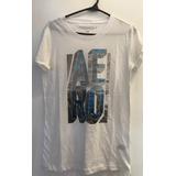 Remera Camiseta Mangas Cortas Aeropostale Medium