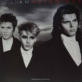 Vinilo : Duran Duran - Notorious (180 Gram Vinyl, 2 Disc)