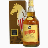 Whisk White Horse Cavalo Branco 1lt 6 Unidades