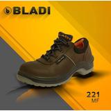 Calzado Seguridad Zapato Bladi 221 M F Puntera De Acero Iram