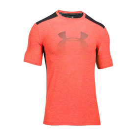 Remera Under Armour Training Ua Raid Graphic Hombre Co/ng
