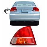 Lanterna Canto Honda Civic Lado Esquerdo Ano 2004 2005 2006