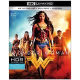4k Blu-ray Wonder Woman ***apenas Disco 4k