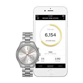 Reloj Michael Kors Smartwacht Access Hybrido En Caja Hombre
