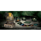 Blu-ray - Alien Egg Limited Edition - Gift Set - 6 Discos