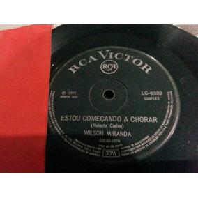 Compacto Wilson Miranda 1967