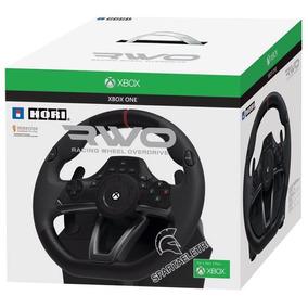 Volante Hori Racing Wheel Overdrive Rwo Licenciado Xbox One