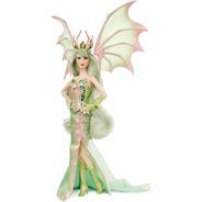 Barbie Lançamento Dragon Empress Doll 2020 Mythical Muse