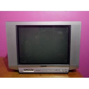 Tv Aiwa De 21 Pulgadas Sin Control Remoto.