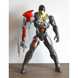 Makino Moto De Ataque - Max Steel - Mattel