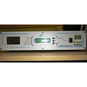 Transmissor Montel * Troca Frequencia Mtfm 98 Mtfm 100/250*