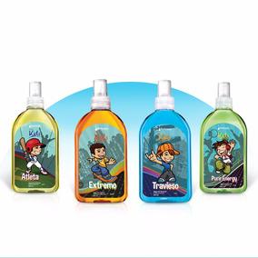Colonia Perfumes Factory Para Niños Hipoalergénica 240ml