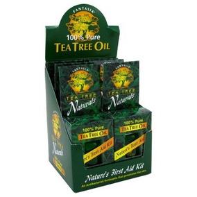 Fantasia Tea Tree 100% Pure Oil, 1 Ounce
