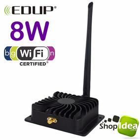 Amplificador Wifi 8w 39dbm 8000mw B/g/n 2.4ghz Wireless