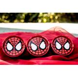 34 Unidades Marmitinhas Personalizadas Homem Aranha