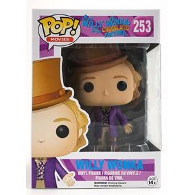 Funko Pop Willy Wonka The Chocolate Factory Willy Wonka 253