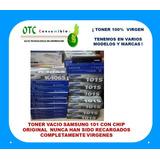 Toner Vacio Virgen Samsung 105 Excelentes Y Garantizados!!