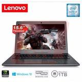 Notebook Lenovo Ideapad 510, 15.6 Hd, Intel I7 7500u - New