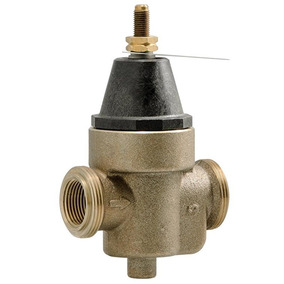 Watts Lfn45bm1 1 Plomo Presión De Agua Libre Válvula Reduct