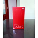 Xiaomi Redmi Note 5 Global 4gb/64gb En Caja Sellado