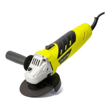 Amoladora Angular Klatter Ysag01 De 50hz Negra Y Verde 840 W 220 V