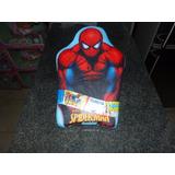 Tabla De Natacion Kitty Dora Héroe Y Spiderman De 6 A 10