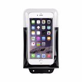 Capa Celular Aquatica Iphone Galaxy 5.7 Preta Dicapac Wp-c25