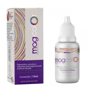 Pigmentos Mag Color 15ml (diversas Cores)
