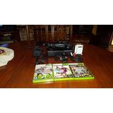 Xbox 360, Kinect, Joystick