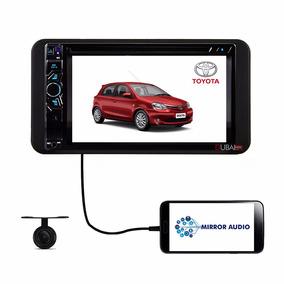 Central Multimídia Dvd Toyota Etios 2014 2015 2016 2017 2018